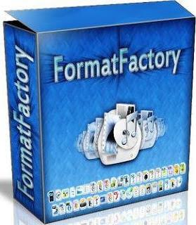 تحميل برنامج فورمات فاكتورى  - Download Format Factory