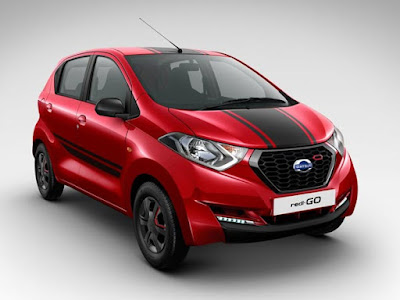 New 2016 Datsun redi-GO Sport Limited Edition Front view image