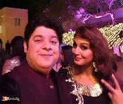Sania Mirza Sister Sangeet Function Photos-thumbnail-6