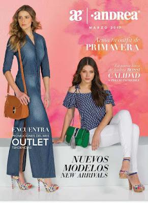 Catalogo Andrea del mes de marzo 2017 | ofertas