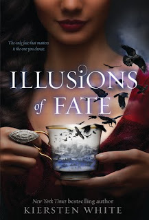 Illusions of Fate by Kiersten White | Cover Love