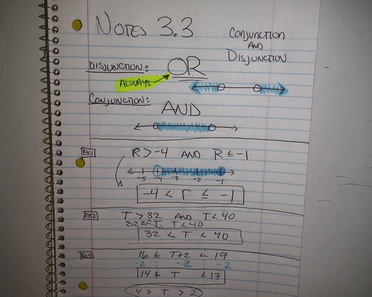 Mr Brzenski S Math Class Tuesday 10 22