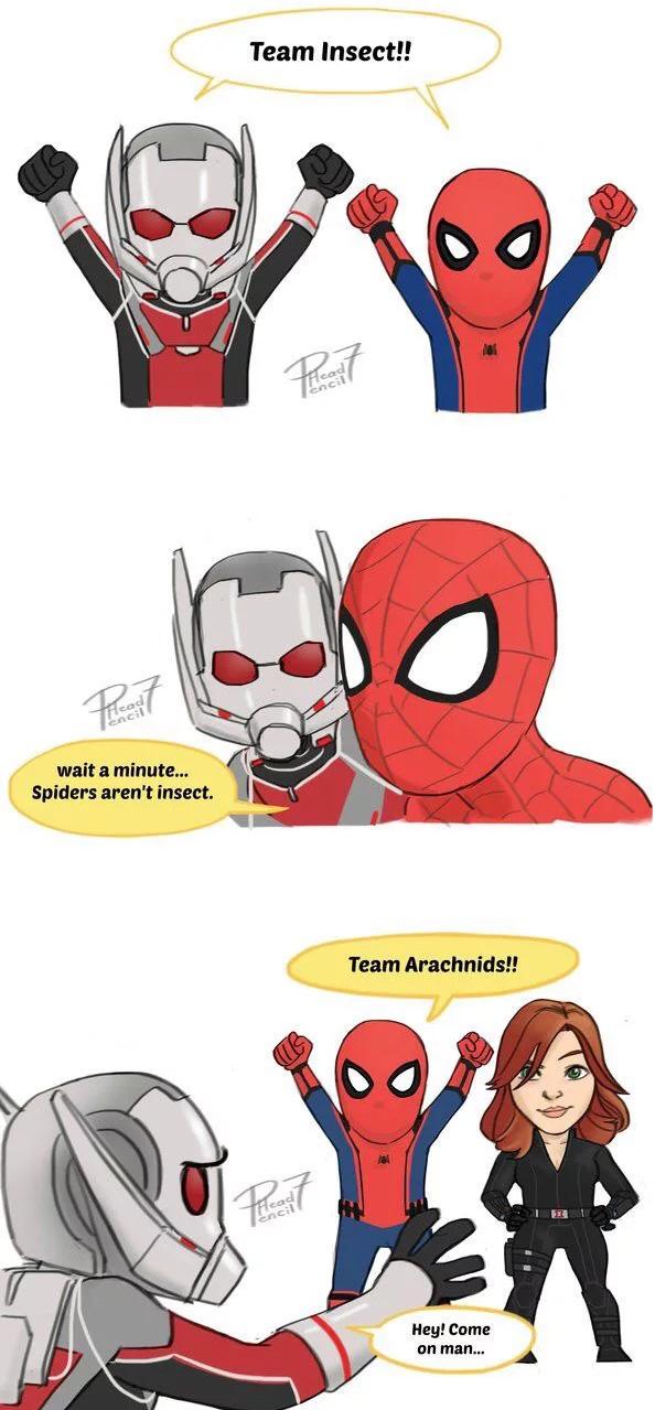 Poor Ant-Man