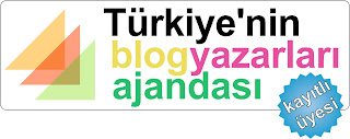 Türkiyenin Blog Yazarları Ajandası