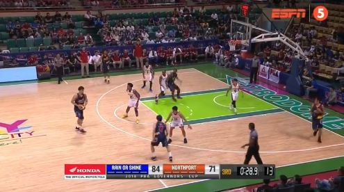 Video Playlist: Rain or Shine vs NorthPort game replay 2018 PBA Governors' Cup