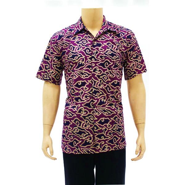 Kemeja Batik Pria Modern, Mulai 55rb-an