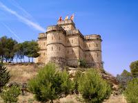 Caspe. Torre de Salamanca