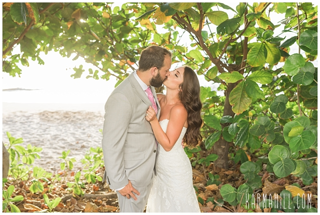Maui Wedding Beach Portrait