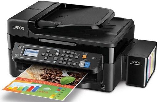 Epson L565 Driver Download - Window, Mac OS and Linux