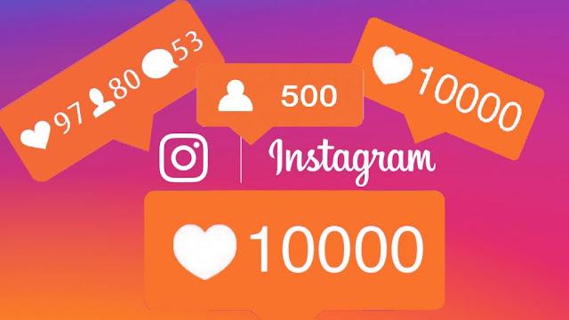 Cara Menambah Followers dan Likes Instagram Menggunakan Aplikasi  Daily StorySoftware Selebram