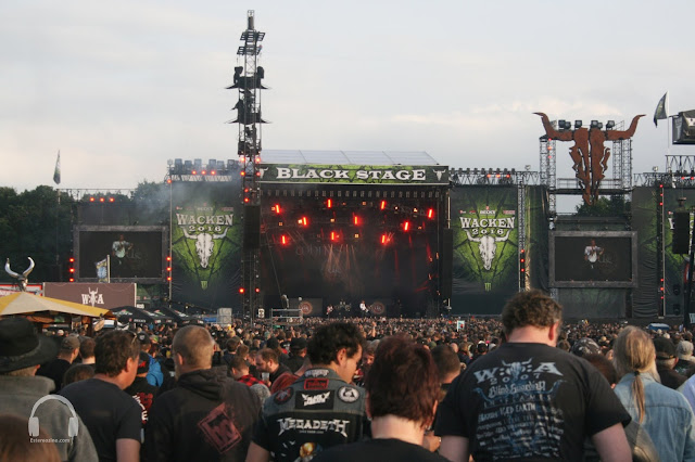 Wacken 2016 Black Stage Estereozine