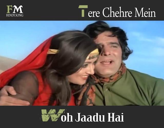 Tere-Chehre-Mein-Woh-JaaduHai-Dharmatma-(1975)