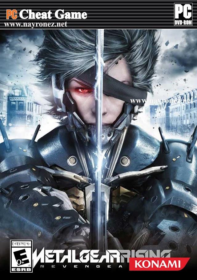Download Trainer Metal Gear Rising Revengeance v1.1 Plus 21