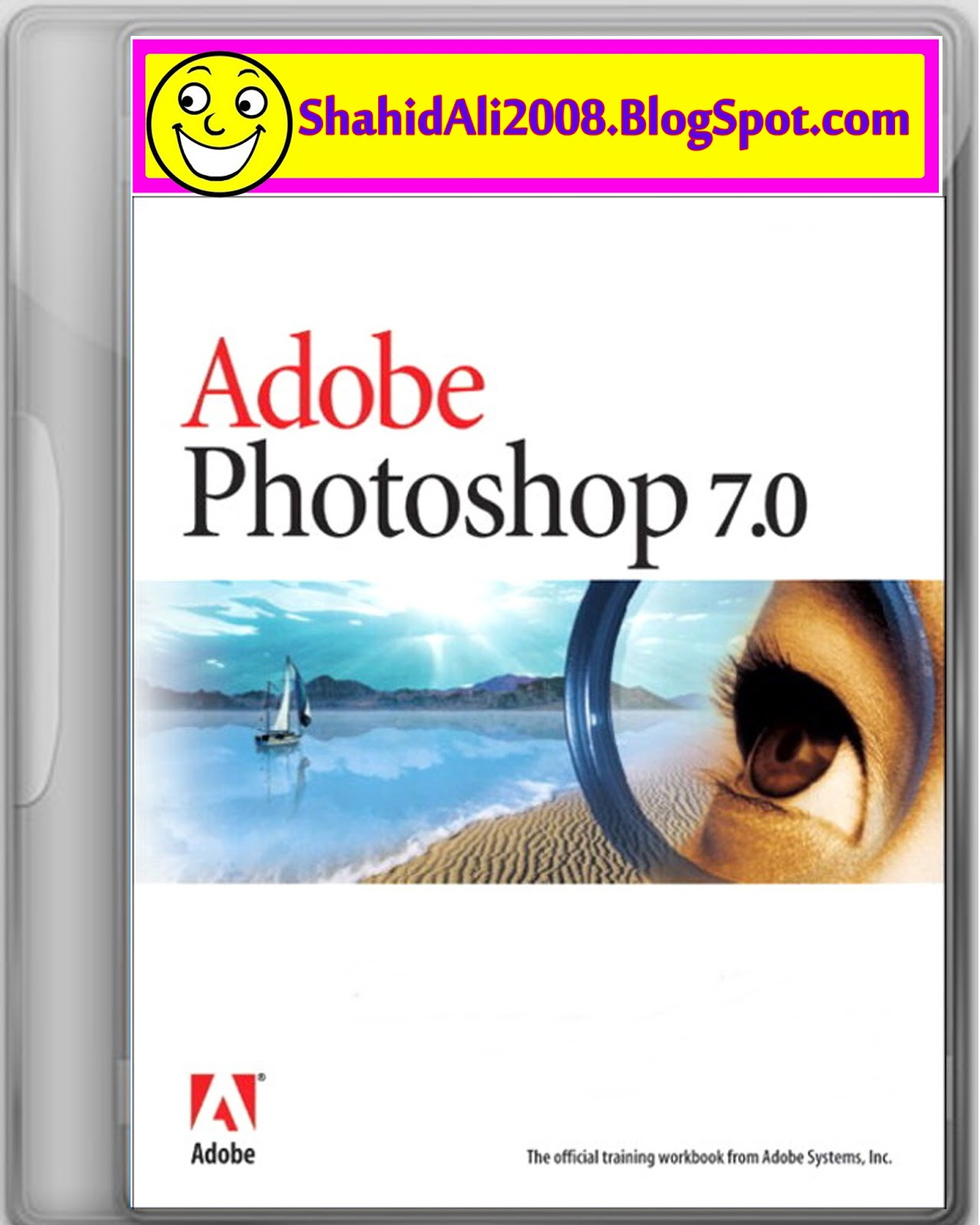 Adobe Photoshop 7 : adobe, photoshop, Computer, Softwares, Games, Adobe, Photoshop, Version, Download, Serial