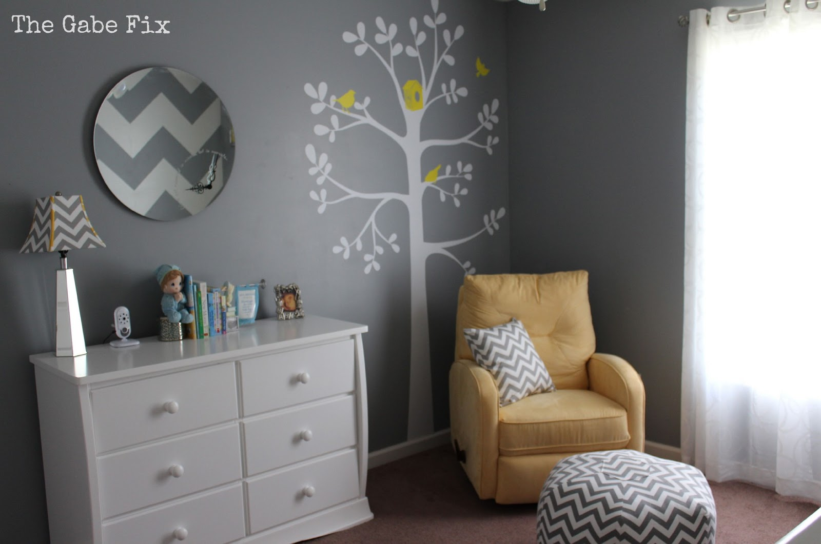 Baby Chads Nursery  The Gabe Fix by Gabrielle Flowers