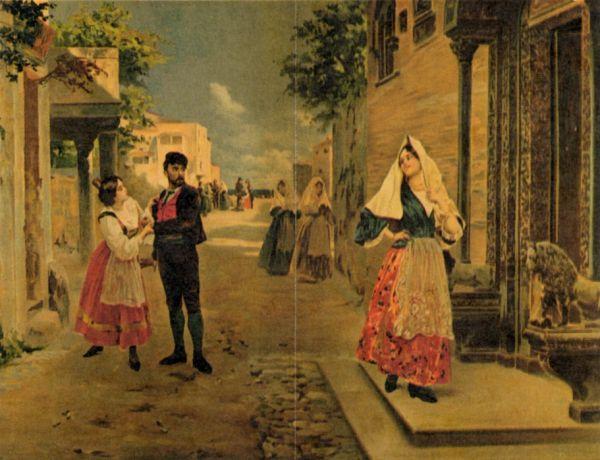 La belleza de escuchar: Cavalleria Rusticana: Intermezzo