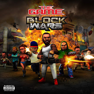 The Game - Block Wars (2016) - Album Download, Itunes Cover, Official Cover, Album CD Cover Art, Tracklist