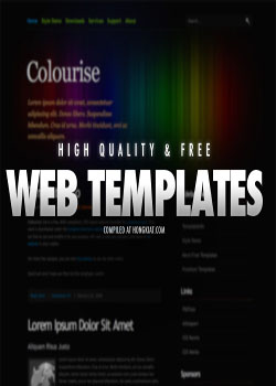 capa - Web Templates Collection