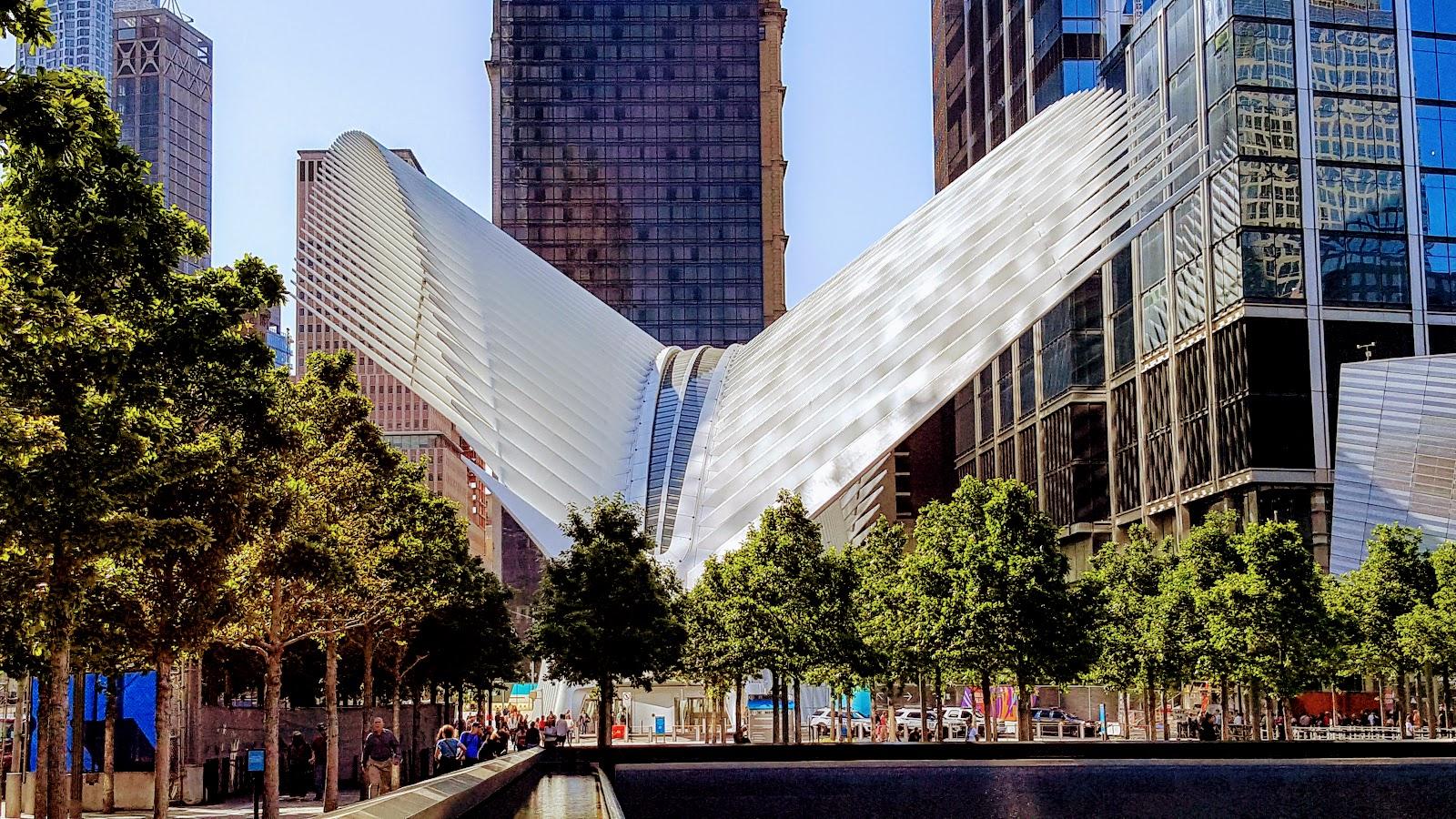 The Oculus, New York City