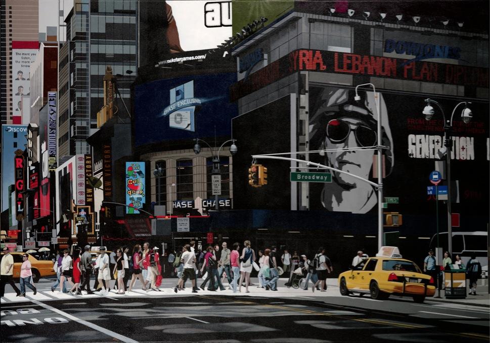 Fantastischer Fotorealismus von Neil Douglas   USA - NYC Bilder