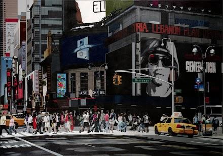 Fantastischer Fotorealismus von Neil Douglas | USA - NYC Bilder