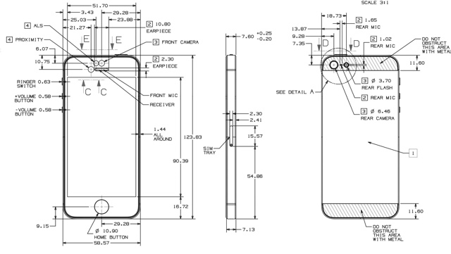 iphone 6 plus circuit diagram