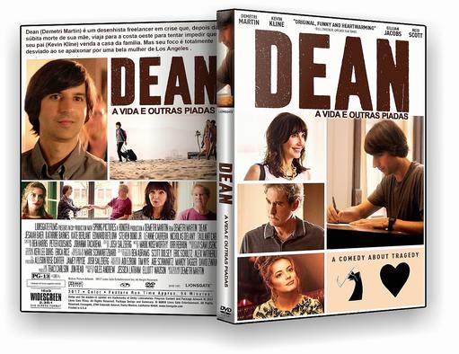 DVD – Dean A Vida E Outras Piadas 2017 – ISO