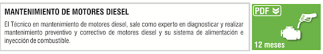 MANTENIMIENTO DE MOTORES DIESEL