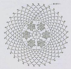 Atrapasuenos Tejidos En Crochet