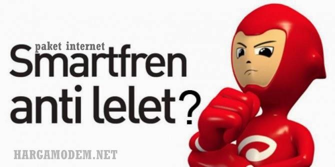 Daftar Paket Internet Smartfren terbaru 2014