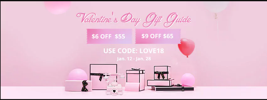 ZAFUL VALENTINES SALE