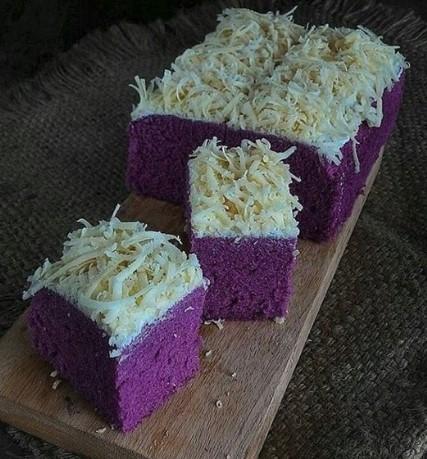 Berbagicerita Resep Kue Brownies Ubi Ungu Panggang