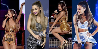 Lima Selebriti Muda Paling Seksi di Dunia