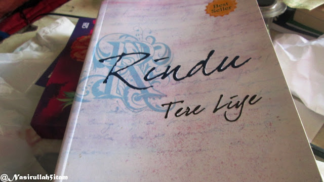 Novel Rindu karya Tere Liye