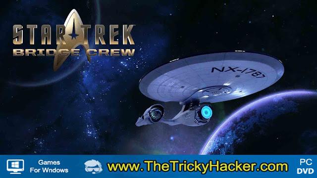 Star Trek: Bridge Crew Free Download Full Version Game PC