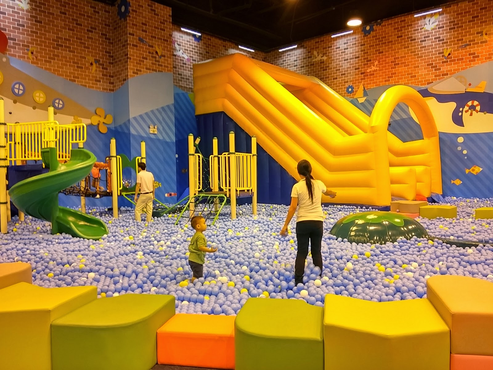 An Fun Filled Afternoon At Kidzoona Robinsons Galleria