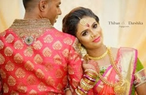 Engagement Highlights of Thiban & Darshika