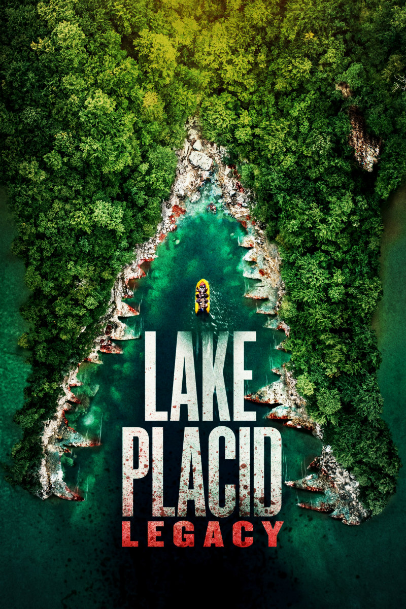 lake placid legacy movie poster