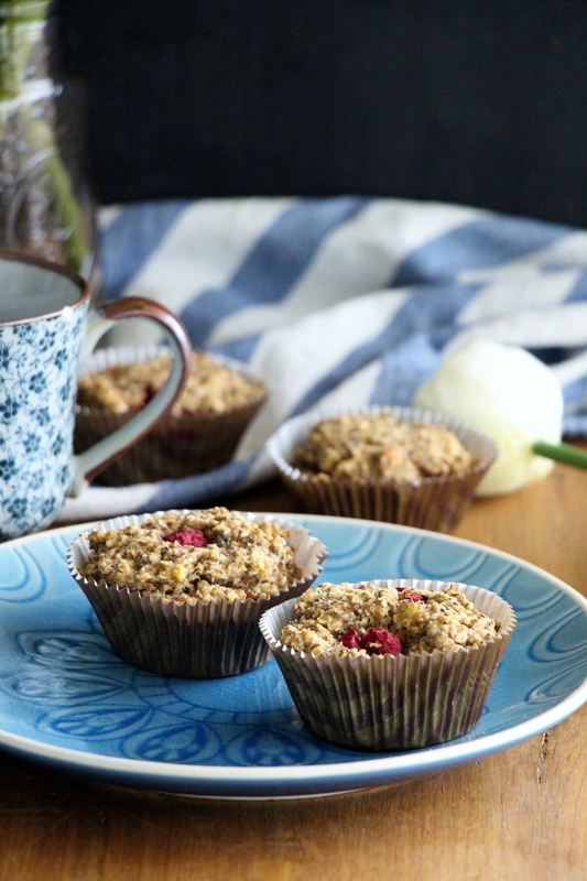 Vegan Breakfast Muffins