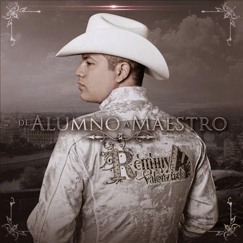 Remmy Valenzuela - De Alumno A Maestro (Album 2014)