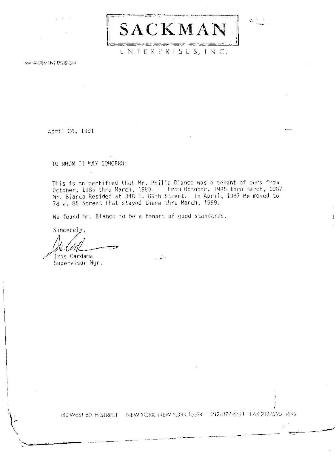 proof of residency letter uk phillip bianco employment 12279