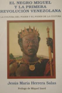Indio Miguel, Negro Miguel, Rey Miguel