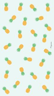 Fond d'écran ananas HD