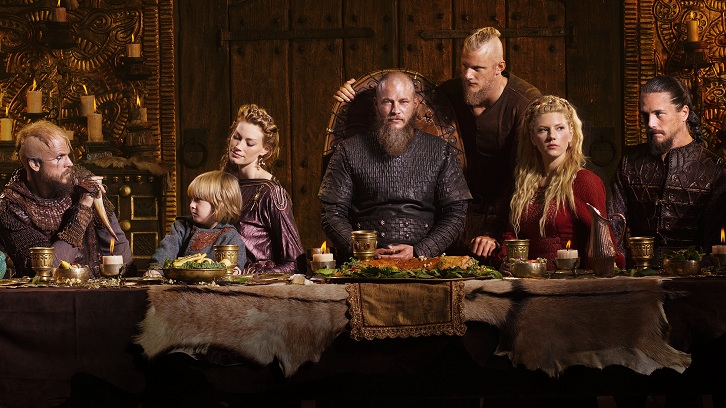 Vikings - Yol - Advance Preview + Dialogue Teasers
