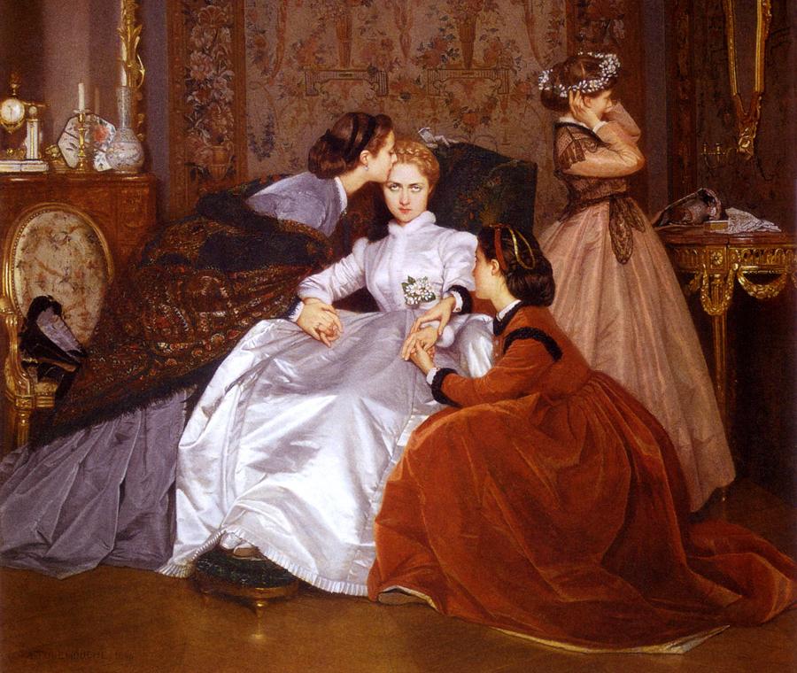 1850s in Western fashion