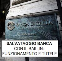 bail in per salvataggi bancari