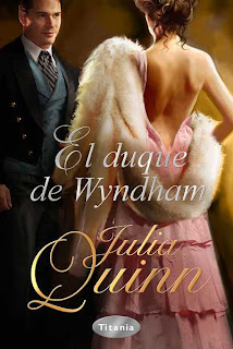 El duque de Wyndham – Julia Quinn
