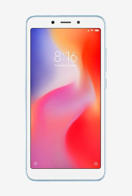 Best Smartphones under 10k - Redmi 6A @ 5864 INR