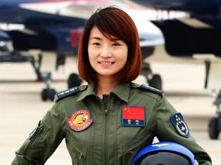 Yu Xu, Pilot Jet Tempur Perempuan China Pertama Tewas