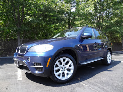Deep Sea Blue Metallic, 2012 BMW X5 xDrive35i, For Sale, Foreign Motorcars Inc, Quincy MA, BMW Service, BMW Repair, BMW Sales, 41k miles